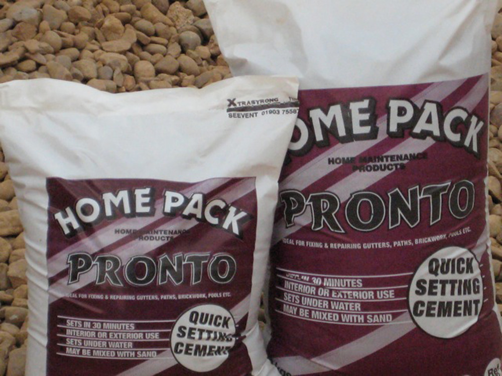 Pronto Quick-Set Cement