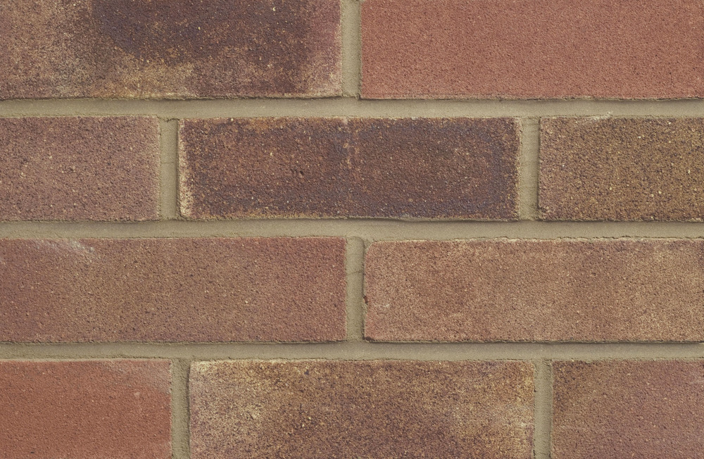 Bricks Heather Face Strap