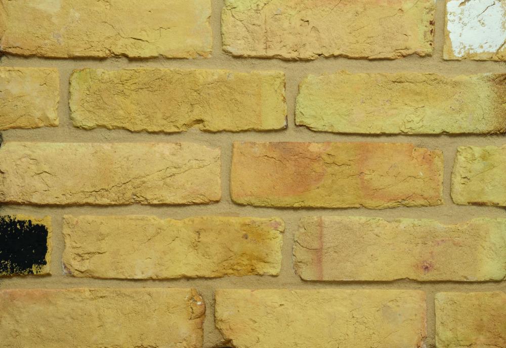 Brick Imperial Yellow Handmade Stock