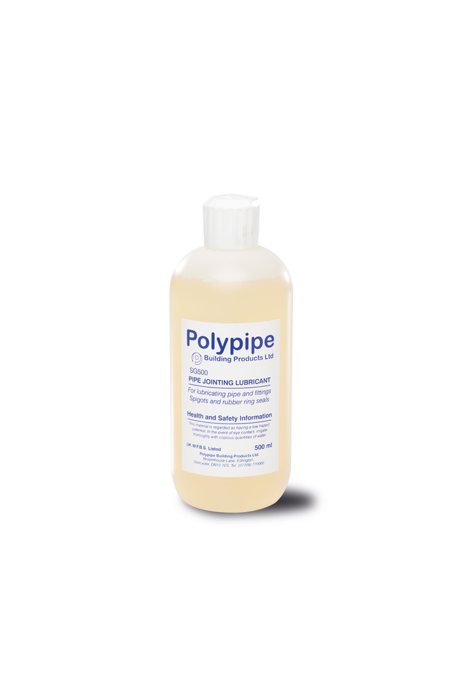Polypipe Joint Lubricant