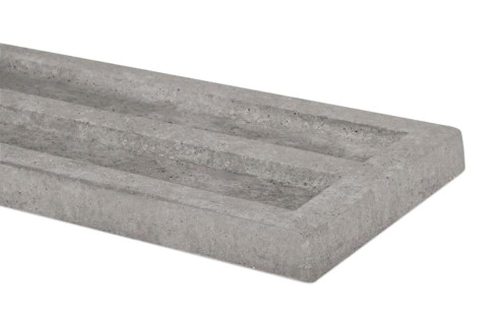 Concrete Gravel Fence Board