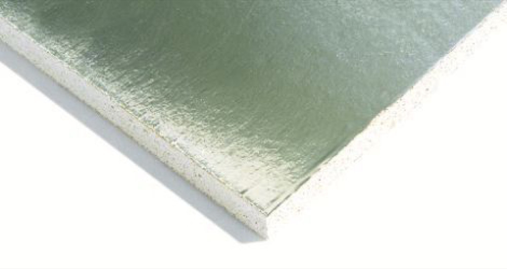 Plaster Board Vaporshield