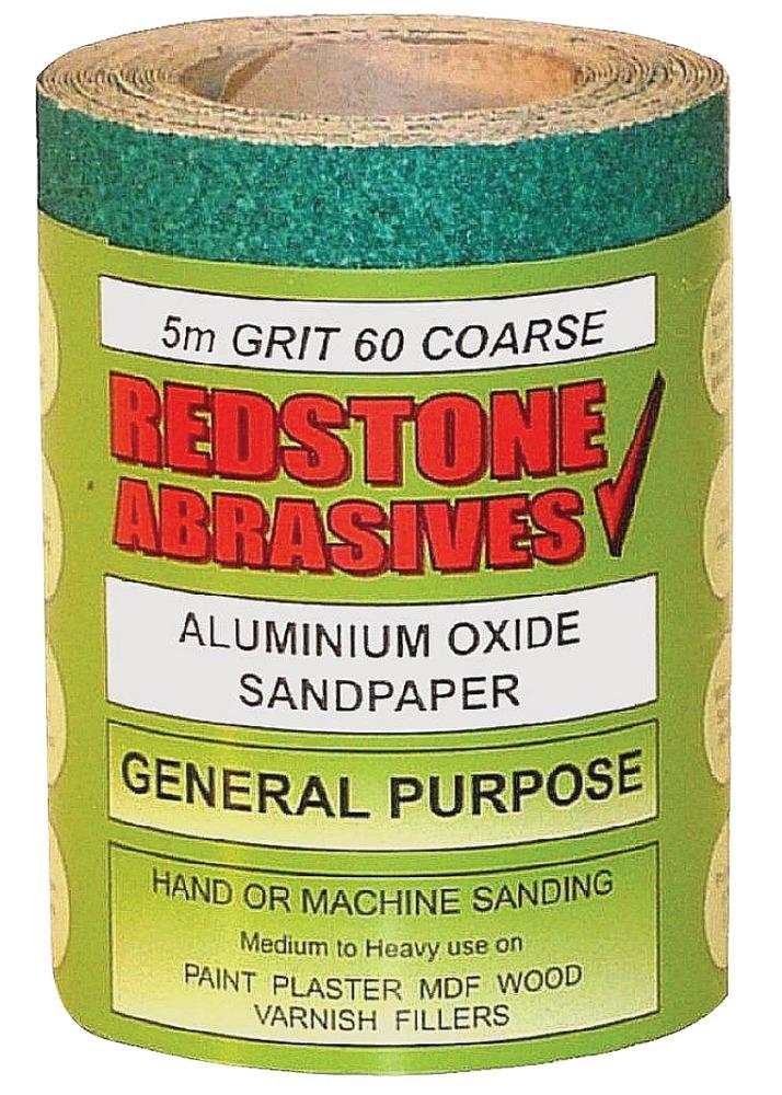 Redstone Abrasives Grit