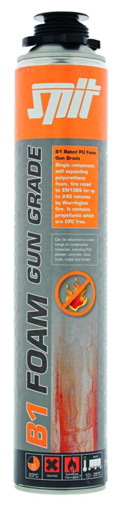 Gun Grade Fire Foam