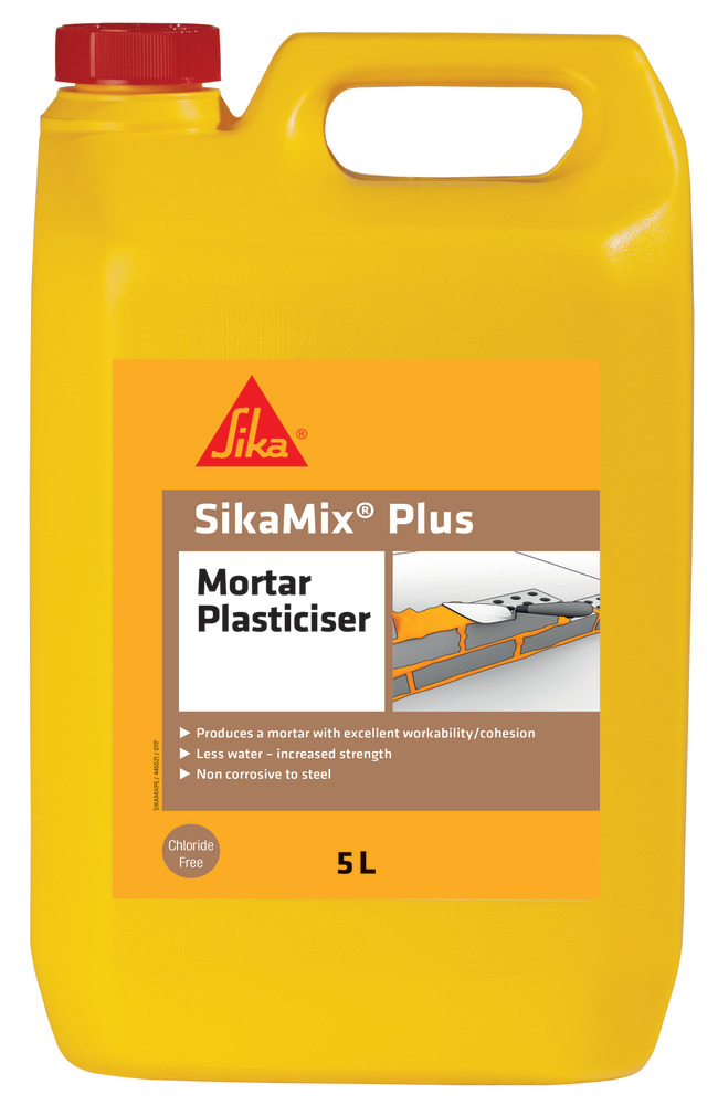 Sikamix Plus Plasticiser