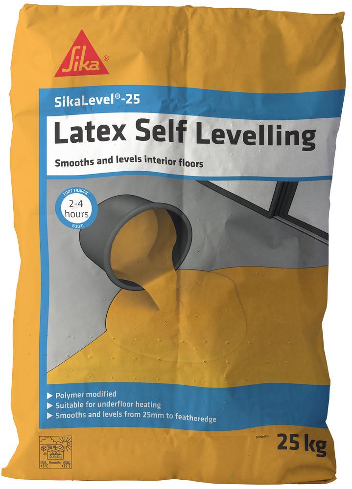 SikaLevel Latex Self Levelling