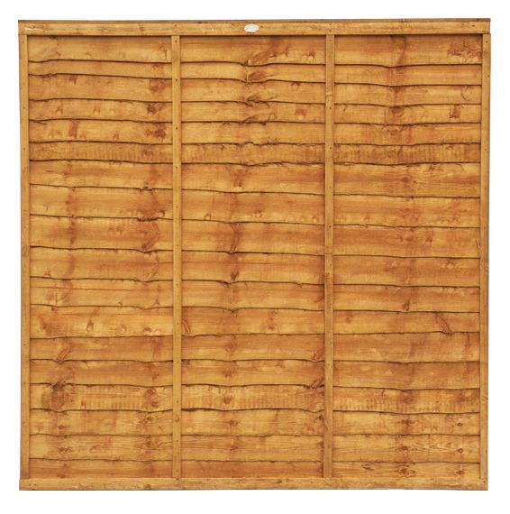 Grange Lap Fence Panel
