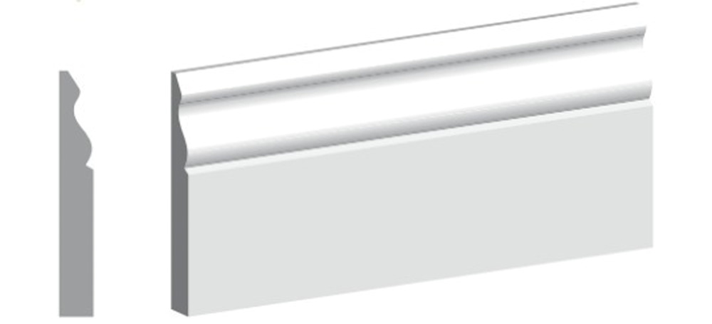 Length Ogee Architrave