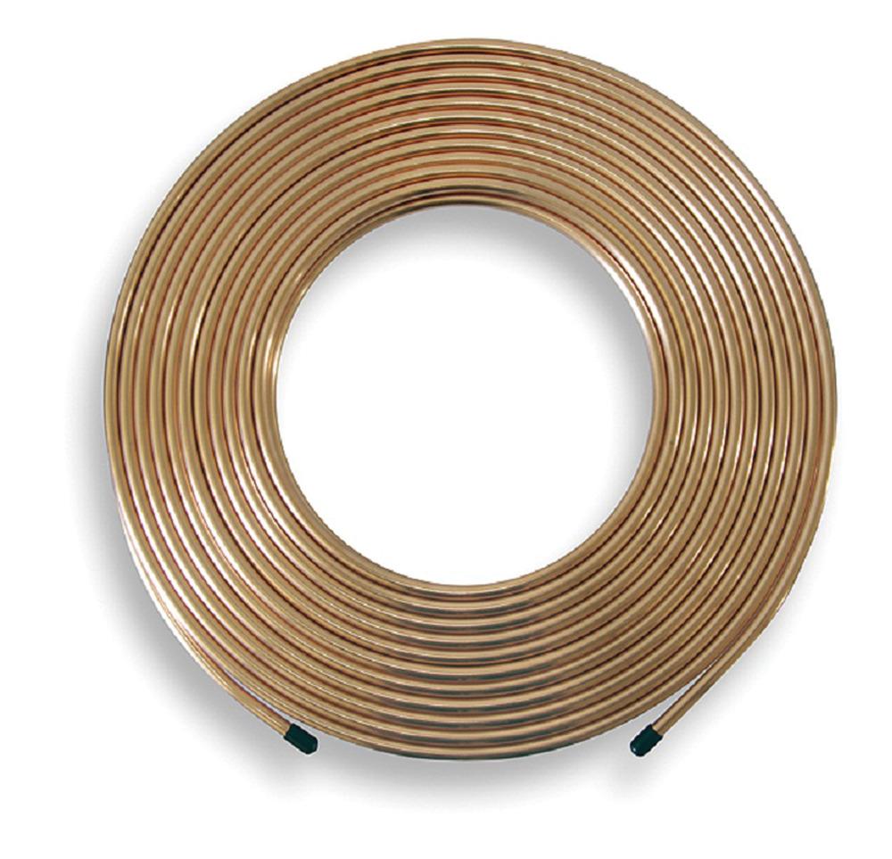 Plain Copper Tube Table X