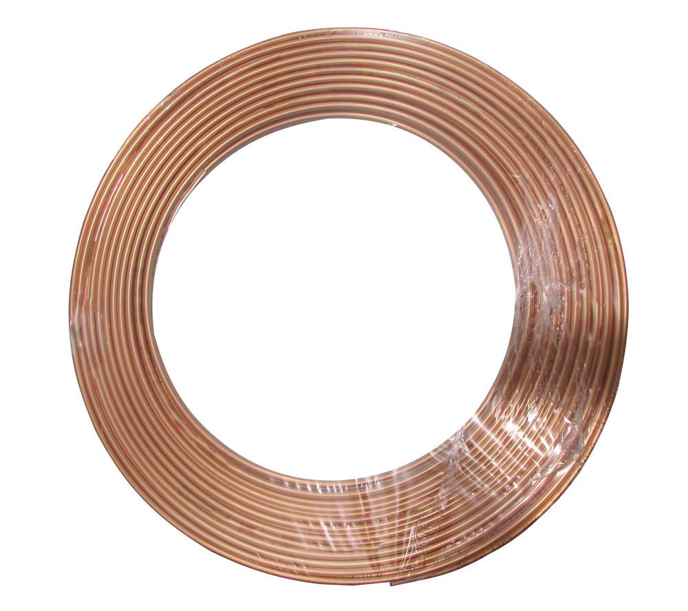 Soft Copper Tube Table W