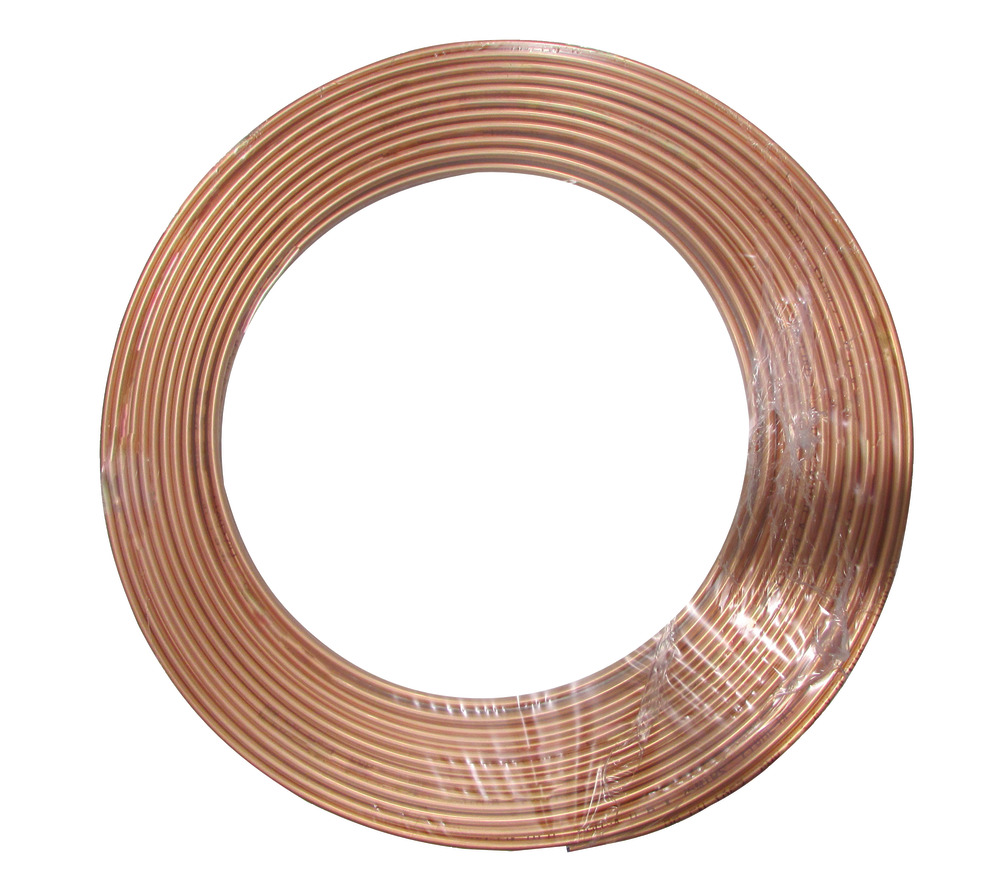 Soft Copper Tube Table W