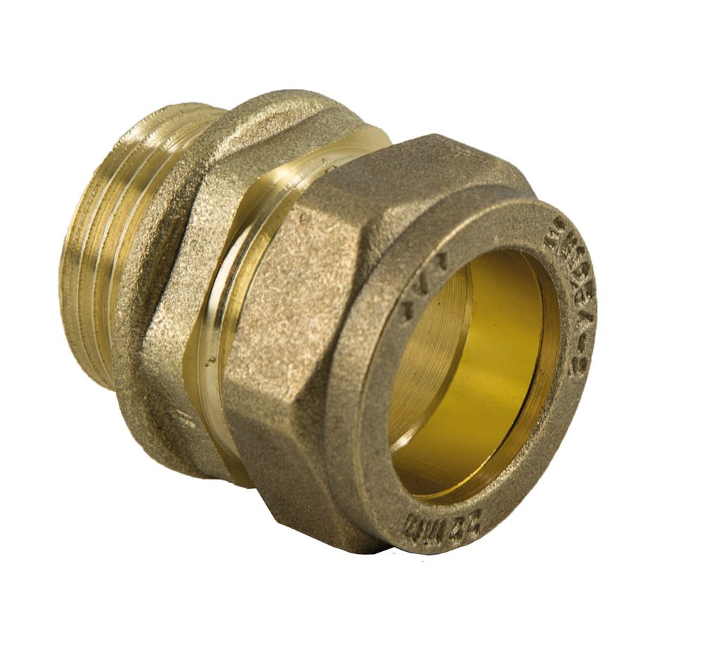 Handb Compression Male Coupling