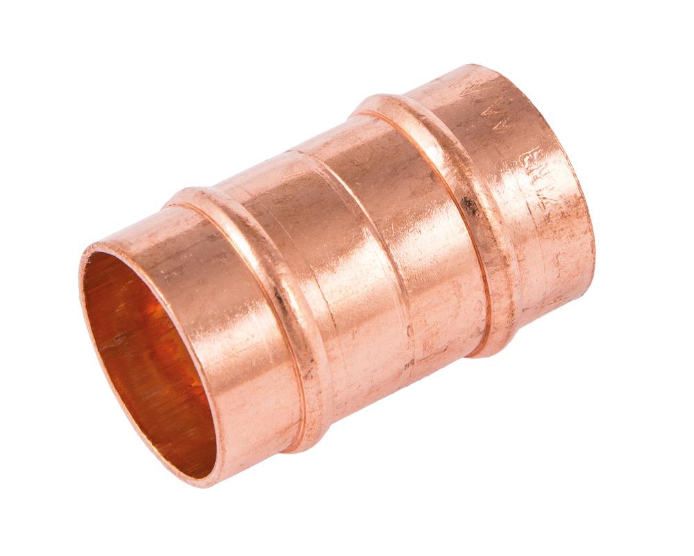 Handb Solder Ring Straight Coupling