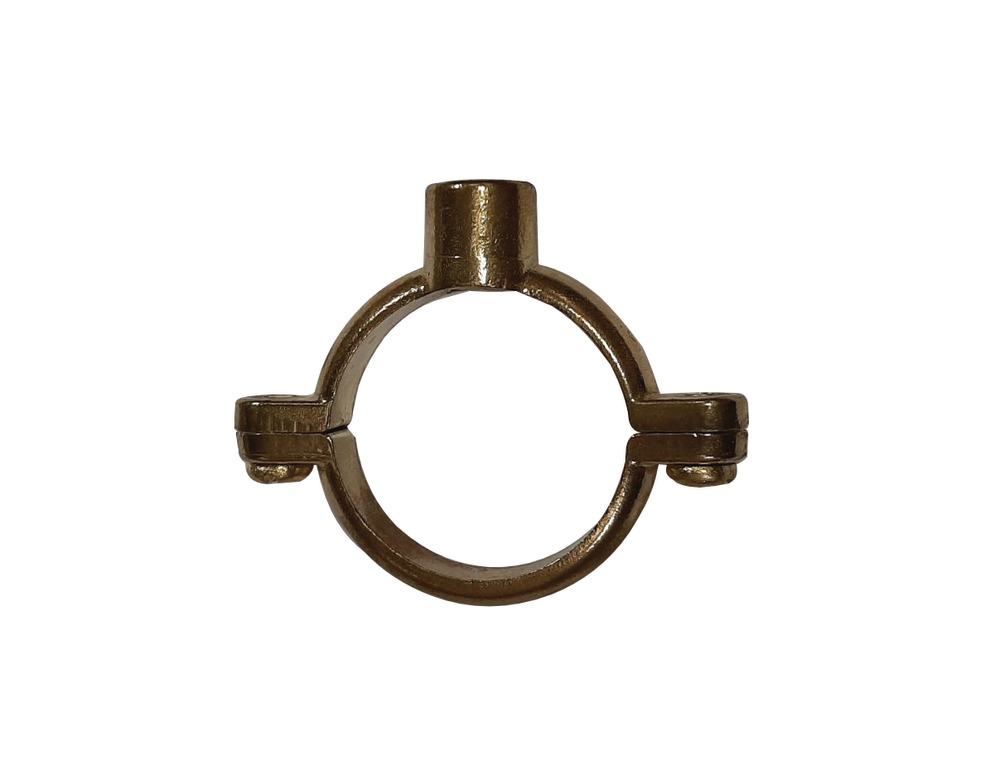 Brass Single Ring Clip