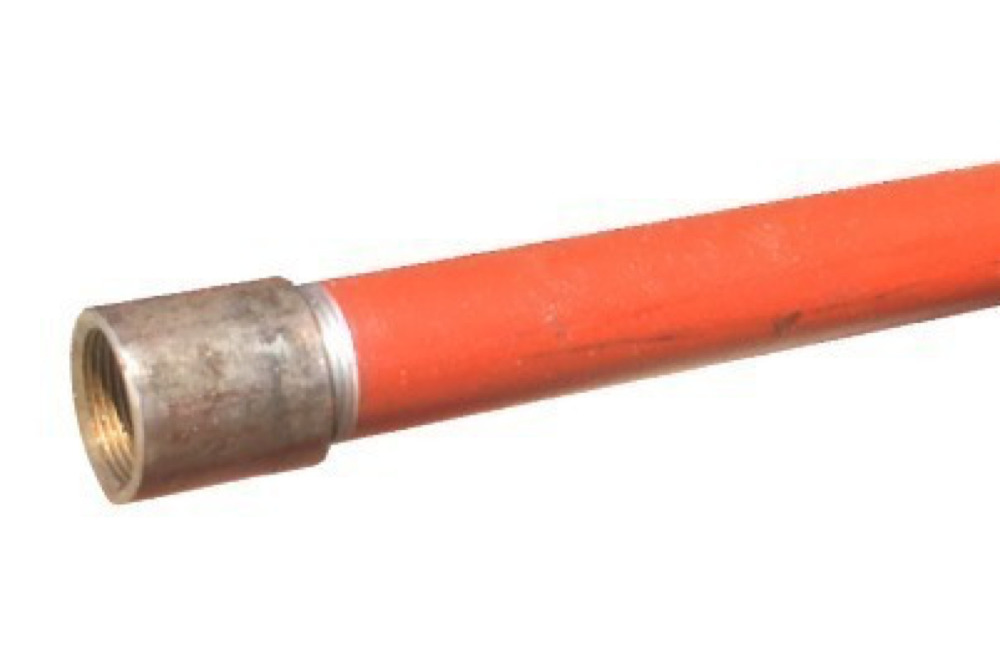 Heavy Single Socketed Steel Tube
