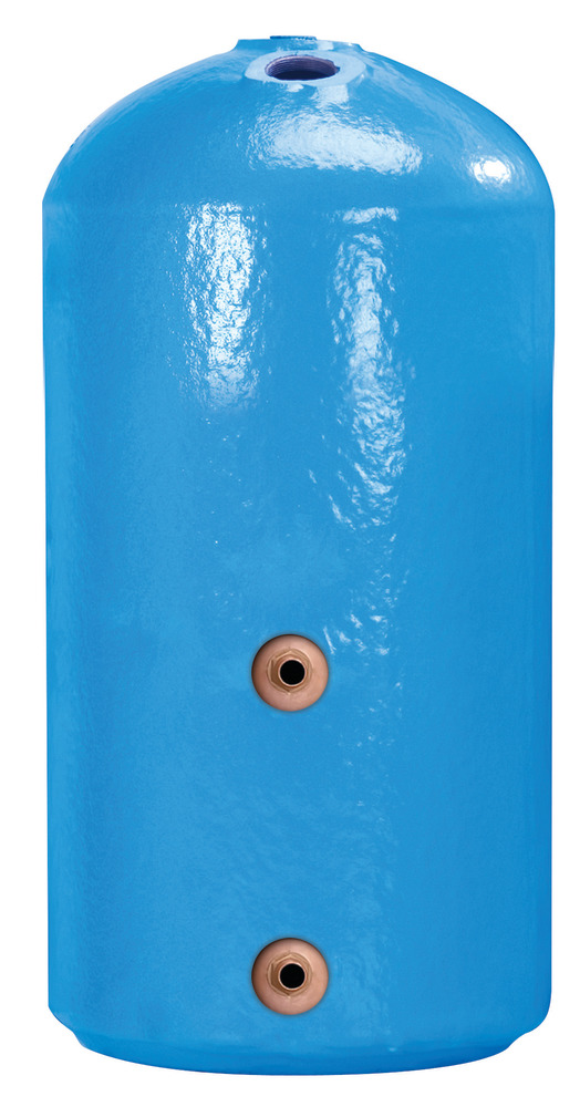Indirect Copper Cylinder