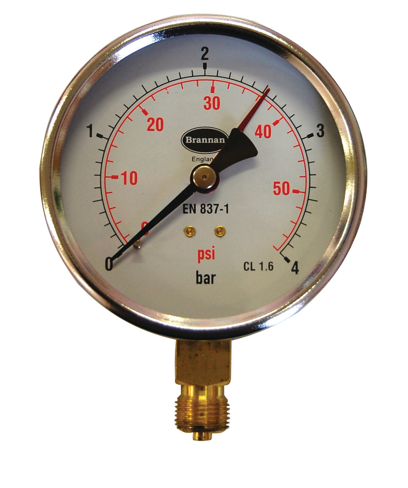 Brannan Pressure Gauge