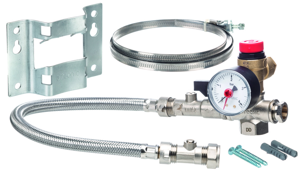 Altecnic Er-Ecokit Sealed System Kit Robo