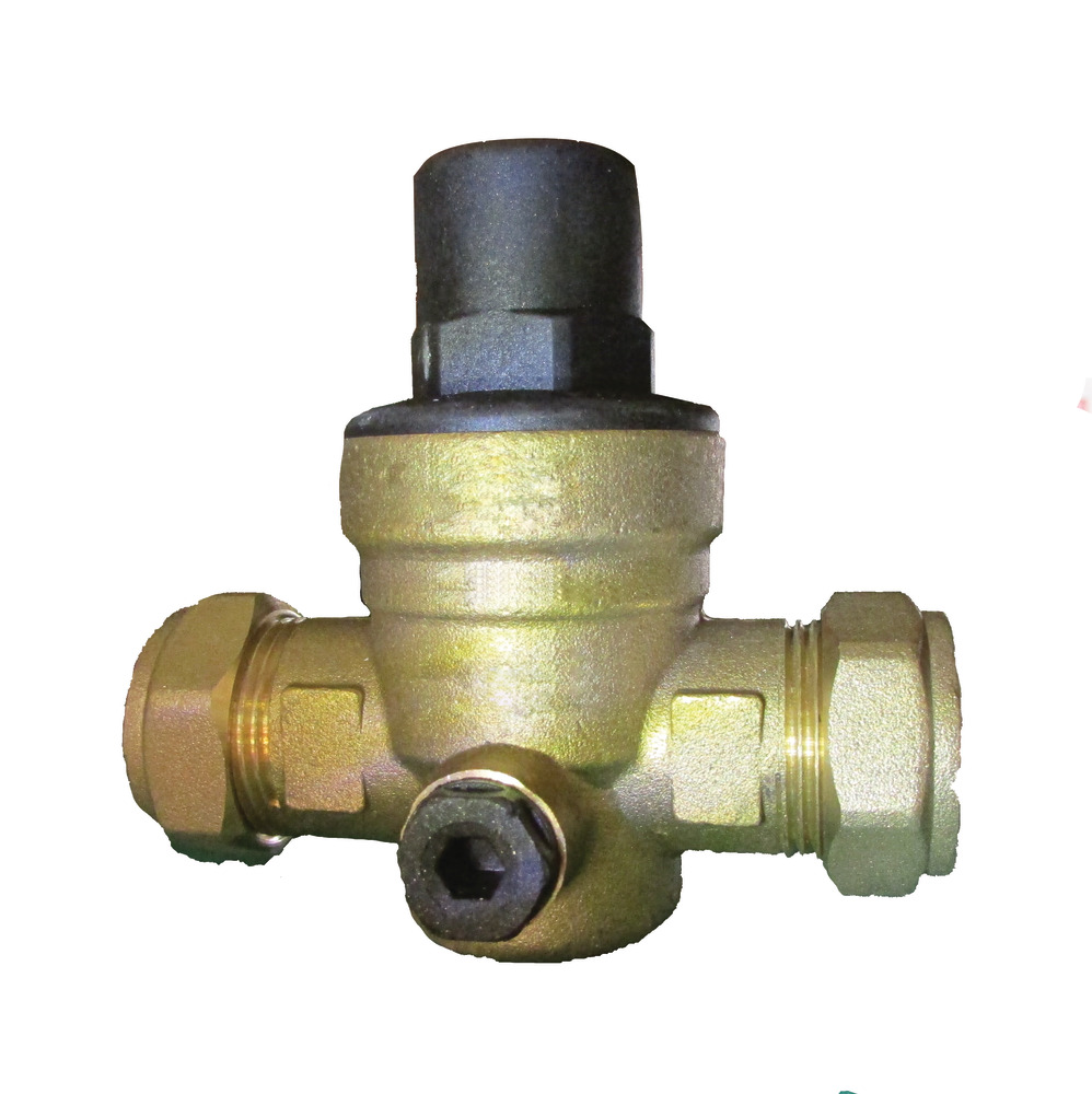 Altecnic And Pressure Reducing Valve Comes With Gauge