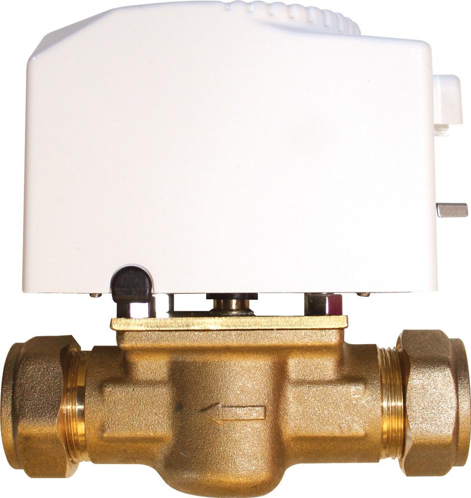 Underfloor Heating 2 Port Zone