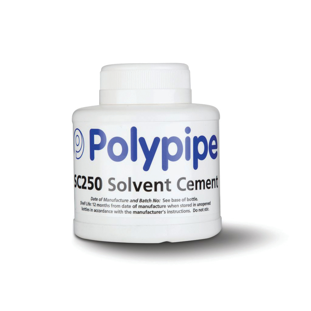 Polypipe Solvent Cement