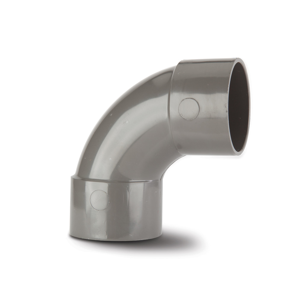 Polypipe Swept Bend Weld