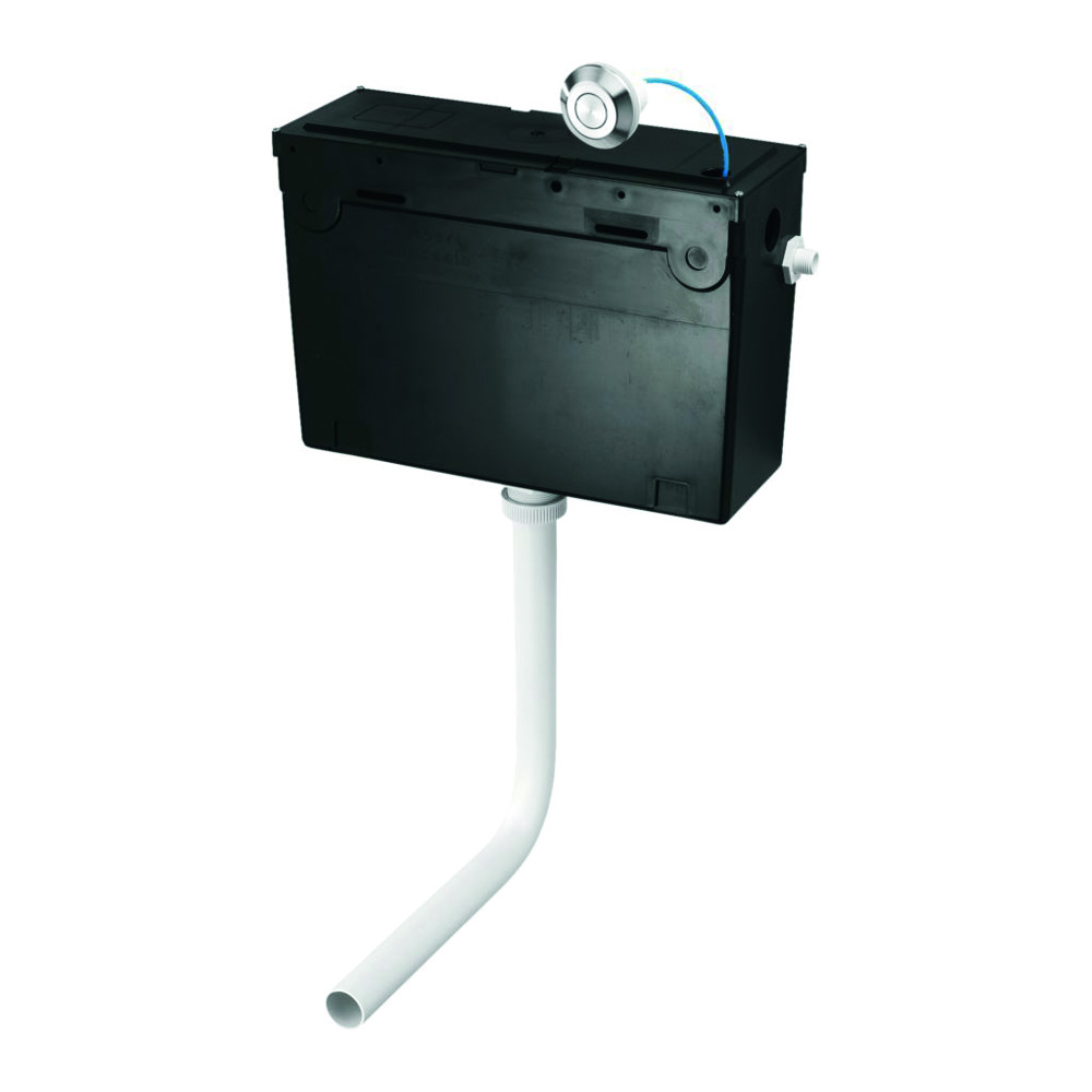 Conceala Single Flush Cistern Pneumatic