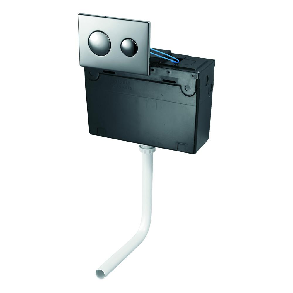 Conceala Dual Flush Cistern Pneumatic