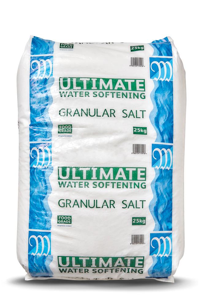 Water Softener Salt Granular