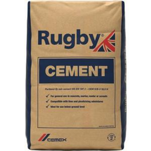 Rugby Standard Cement Bag