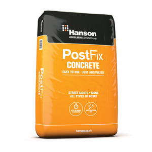Postcrete Post Mix 20KG