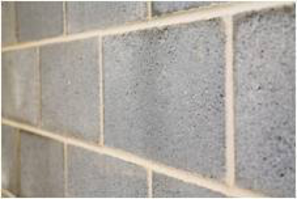 100mm Concrete Block Per Metre