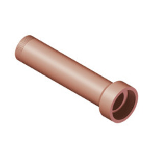 Traditional Salt Glaze Drain 150 X 600mm Pipe KRP2/6