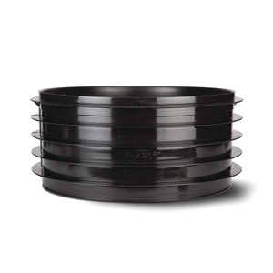 Polypipe UG431 Side Riser Piece 215mm 110mm