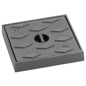 Cast Seal Plate Rectangular