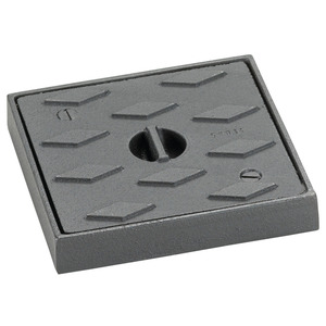 Cast Seal Plate Square