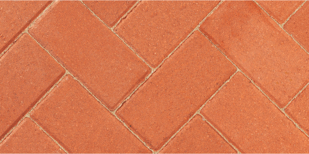 Block Paving Bradstone Red 200x100mm