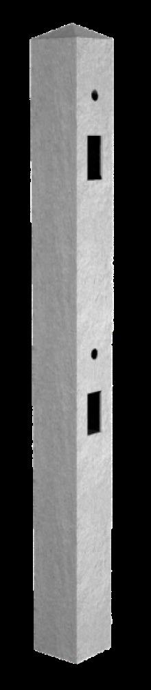 Mortice Intermediate Fence Post MRT2441