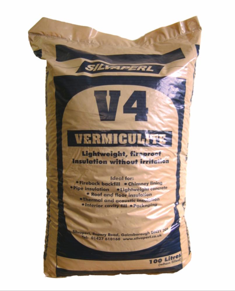 Loft Insulation Vermiculite