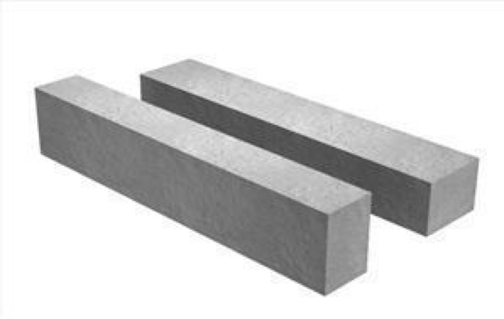 100 X 65mm Prestressed Concrete Lintel 1200mm 4'