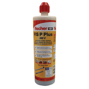 Fischer Super Resin Anchor Kemfast