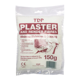 Fibres For Plaster And Rendering