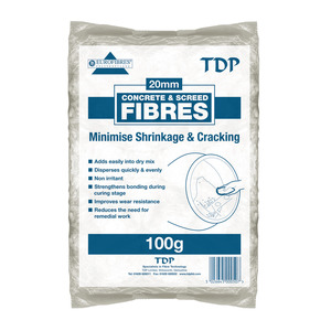 Fibres For Concrete And Screed