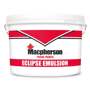 Mac Eclipse V/Matt Emulsion 10ltr White