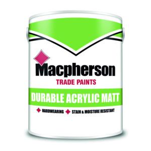 Mac Acrylic Durable Matt