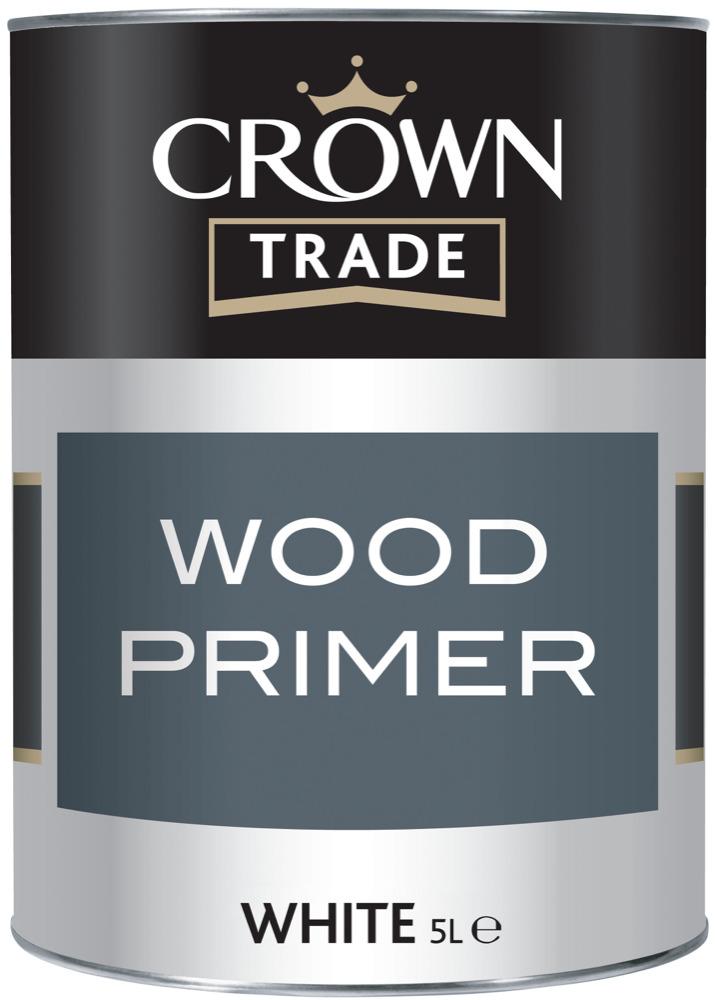 Crown Trade Wood Primer