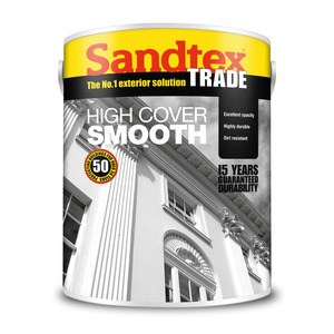 Sandtex Highcover Smooth Brilliant