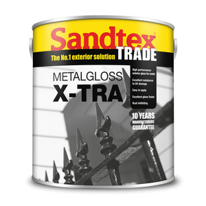 Sandtex Metal Gloss X-Tra