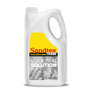 Sandtex Water Based Stabilizing Solution Clear