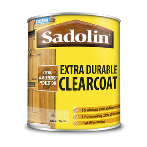 Sadolin Clearcoat Varnish